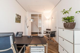 Rent day office in Hamburg with all-inclusive service