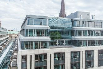 Hire day office in Hamburg city center