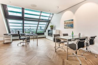 Rent office for teams in Hamburg