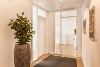 Hire office space in good atmosphere in Hamburg