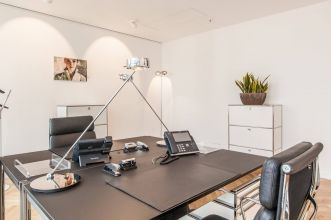 Rent work space in Hamburg for two