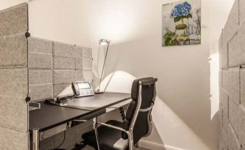 Rent shared office in Hamburg